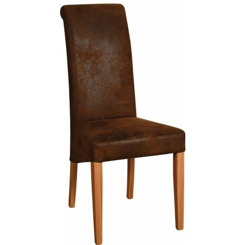 Elworth Rollback Chair Bison